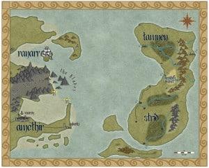 Stormshadow map