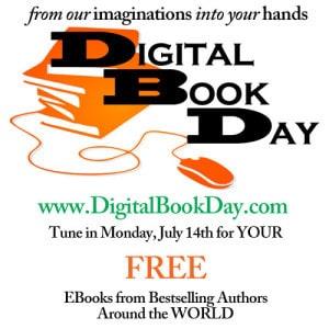 Digital Book Day square logo