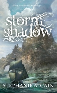 Cover of Stormshadow by Stephanie A. Cain